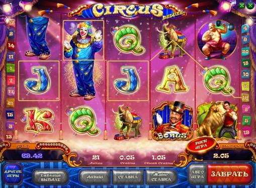 Βραβεία θυρίδας Circus HD