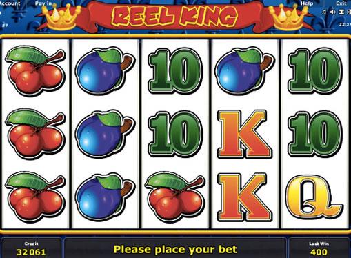 Reel King Παίξτε το κουλοχέρη online για χρήματα