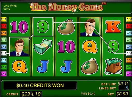 Money Game Παίξτε την υποδοχή σε απευθείας σύνδεση